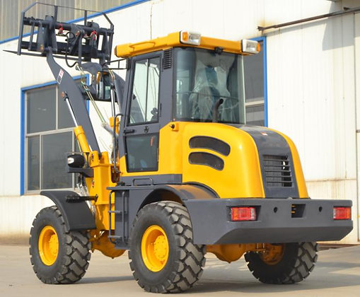 Wheel Loader - 4 x 4- HR918F
