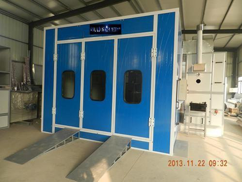 Car Spray Booth - 4M100 - 9 KW