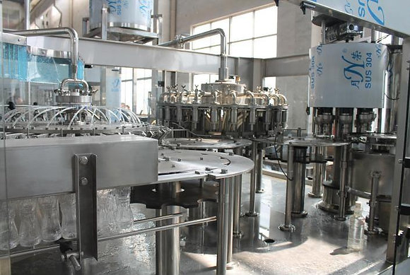 Coconut Water/Juice Canning Line - MTJ-1T
