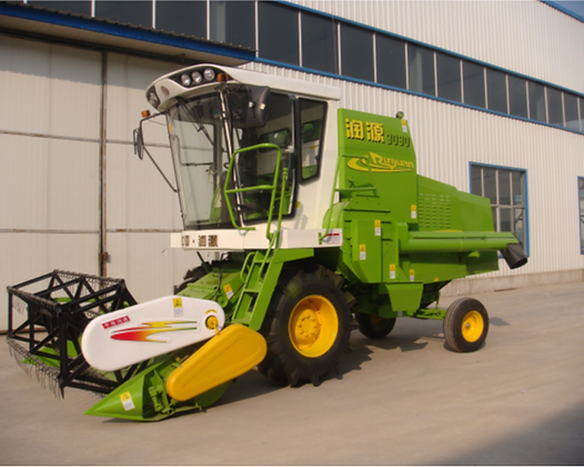 Wheat/Rice Combined Harvester