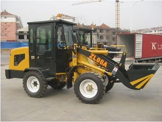 0.8 Ton Wheel Loader