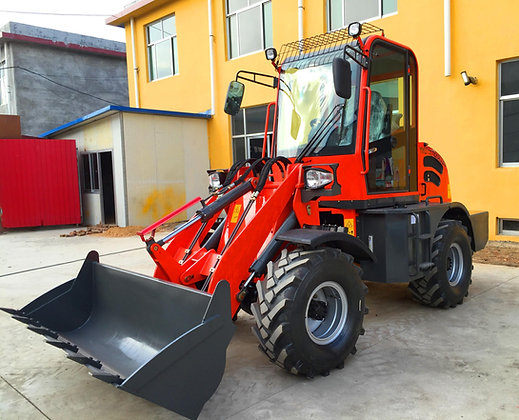 Mini Wheel Loader - 4 x 4- HR915F