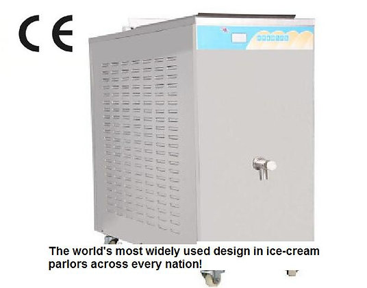 Air-Cooled Refrigerating Ice Cream Pasteurizer