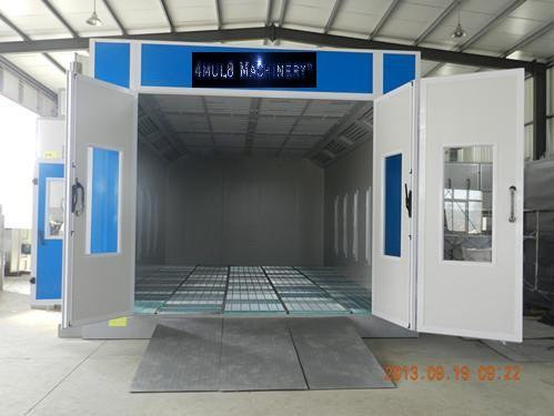 Car Spray Booth - 4M700 -  17.5 KW
