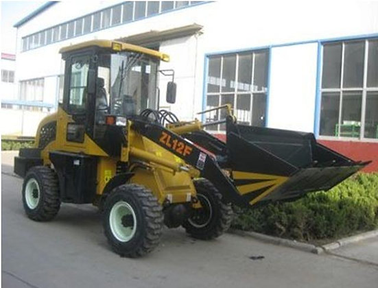 1.2 Ton Wheel Loader - 4 x 4- ZL12F