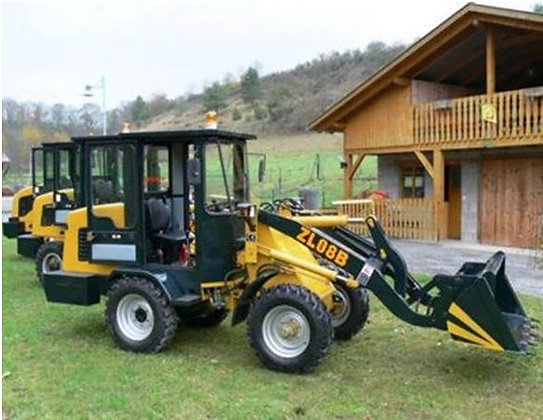 0.8 Ton Wheel Loader ZL08B