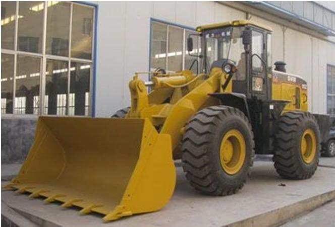 Wheel Loader -SWM952
