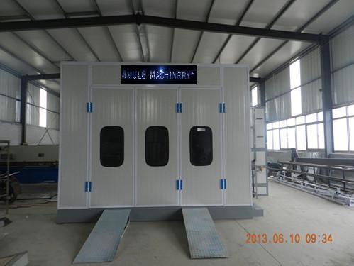 Car Spray Booth - 4M300 - 12.9 KW