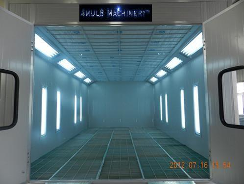 Car spray booth ly8500 1