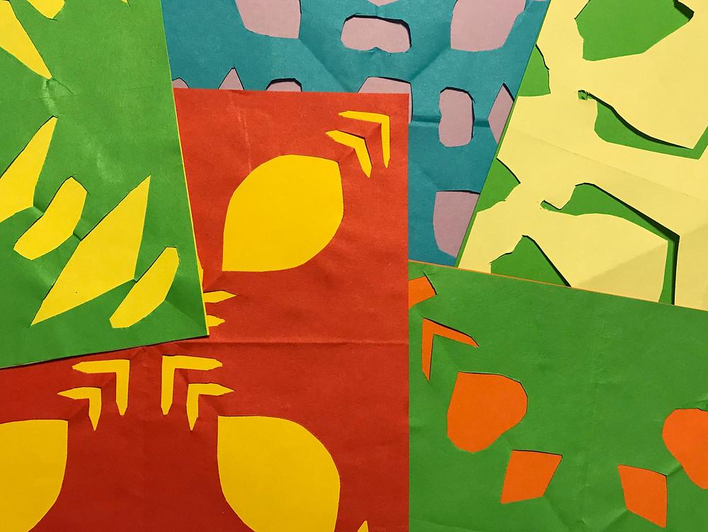 Cook Island Quilt 'Tivaivai' inspired art piece