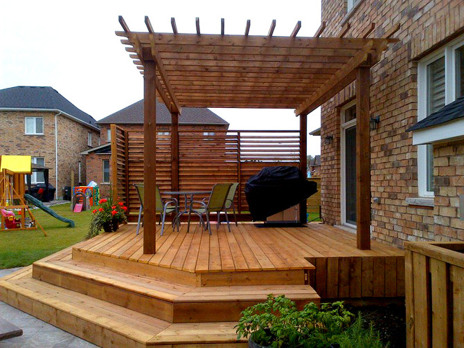 Pros and Cons of each decking material (which is best for you)