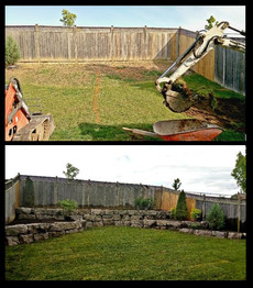 What to be prepared for when a landscape construction project begins on your home. (what you should