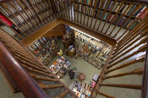 Halls Bookshop