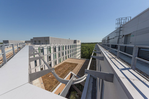 TW Hospital Rooftop View