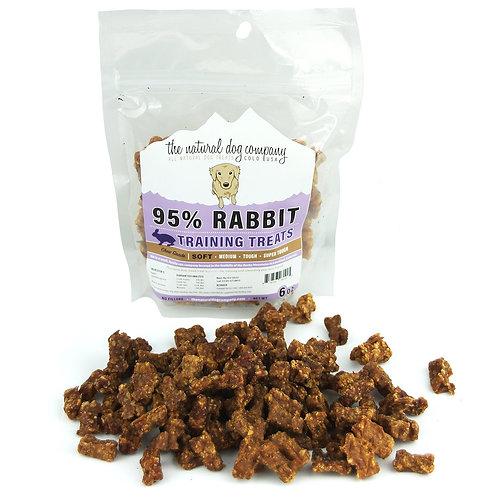 95% Rabbit Treats