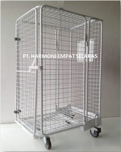 Trolley Container | Rak Minimarket & Rak Supermarket