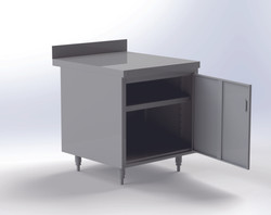 Cabinet Work Table