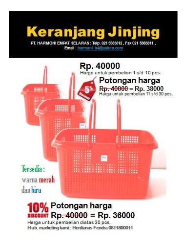 Special Price..!!! Aksesoris Rak Minimarket