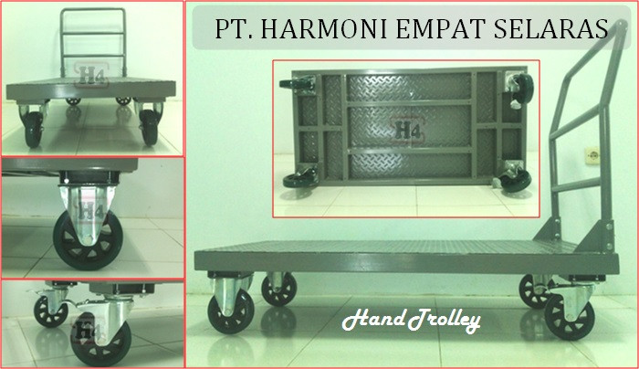 General Metal Fabrication | Hand Trolley