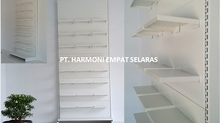 Jual Rak Minimarket & Rak Supermarket | Display Panel Sport