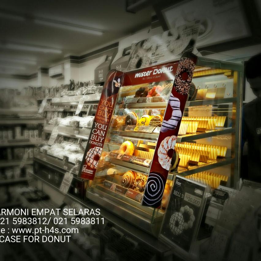 Showcase donut