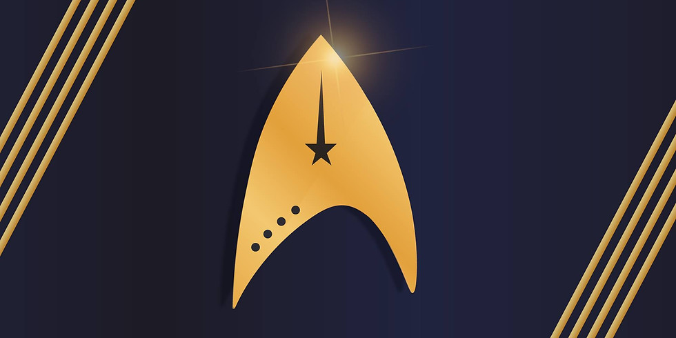First Friday From Home: Star Trek