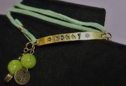Custom Wrap Bracelet