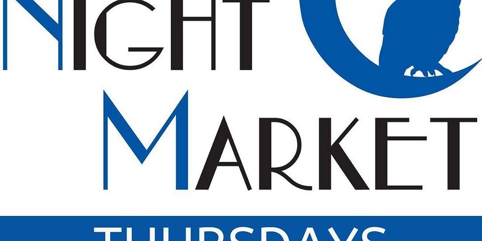 Night Market on Broadway - Featuring Raw Earth