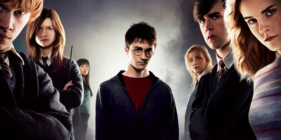 First Friday: Harry Potter