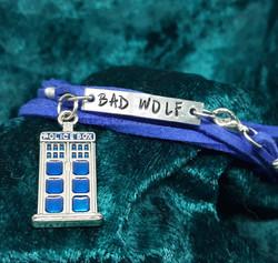 Bad Wolf Wrap Bracelet