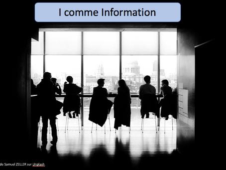 I comme Information