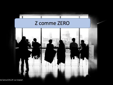 Z comme Zero