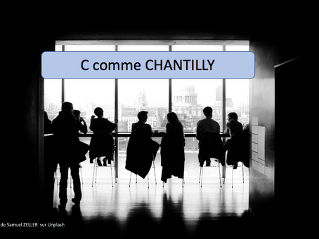 C comme Chantilly