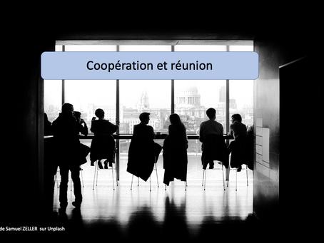 Coopération et réunion