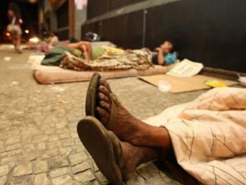 Há Seres Humanos nas Ruas