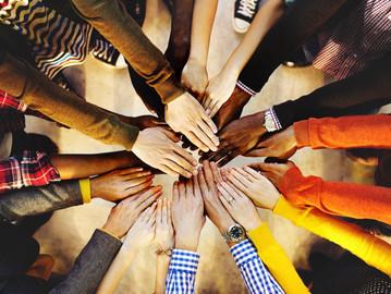 Que o nosso egoísmo se transforme em união