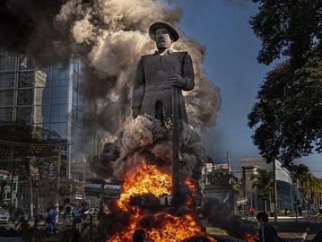 Memória social, depredação de estátuas e reparação histórica