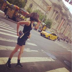 Hannah à New-York