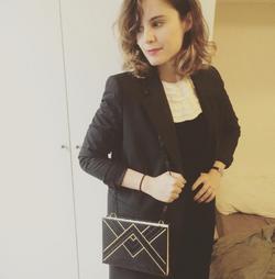 Sarah à Paris