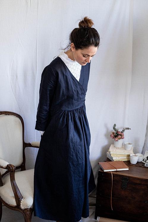 Robe Ann-Grace 100% lin
