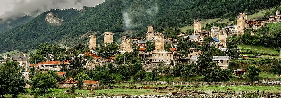 Prophototrip Georgian Mestia