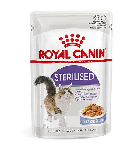 Royal Canin - Sterilised in Jelly