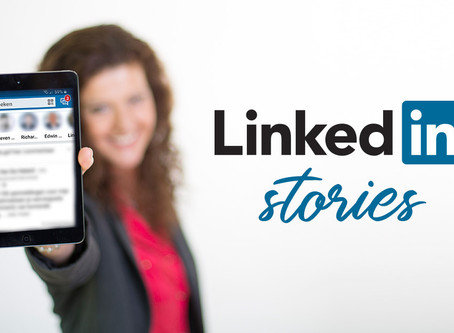 """LINKEDIN INTRODUCES THEIR NEW FEATURE """"STORIES"""""""