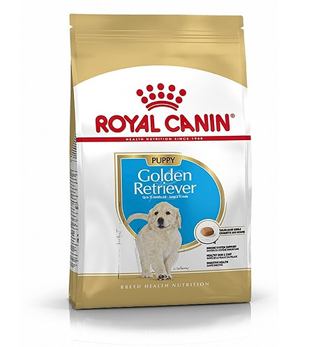 Royal Canin - Golden Retriever Puppy