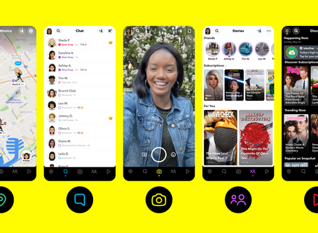 SNAPCHAT GETS A HOST OF NEW FEATURES FOR ITS USERS