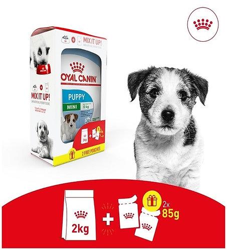 Royal Canin - Puppy Mix Feeding Box