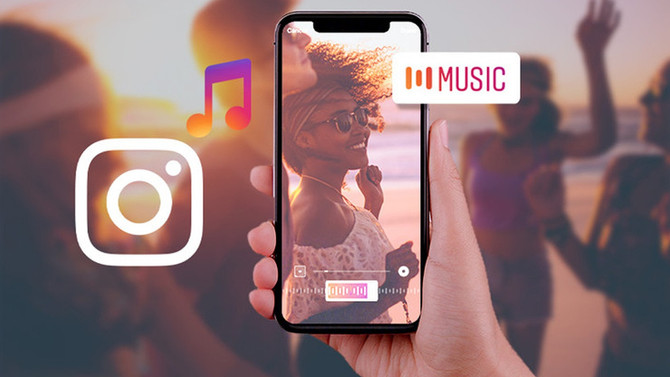 Instagram and Facebook Music is finally available for users in the UAE