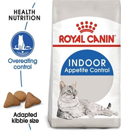 Royal Canin - Indoor Appetite Control