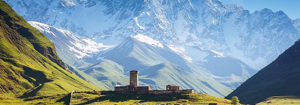 Prophototrip Georgian Ushguli