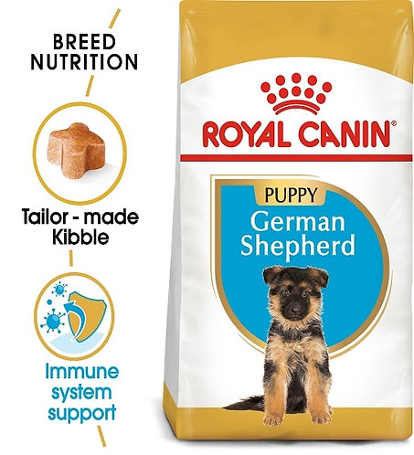 Royal Canin - German Shepherd Puppy
